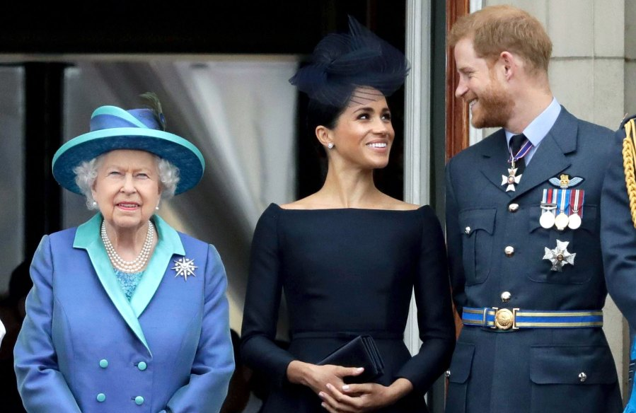 Prince Harry, Duchess Meghan, and the Queen 'Pleased' Over Step Down Agreement