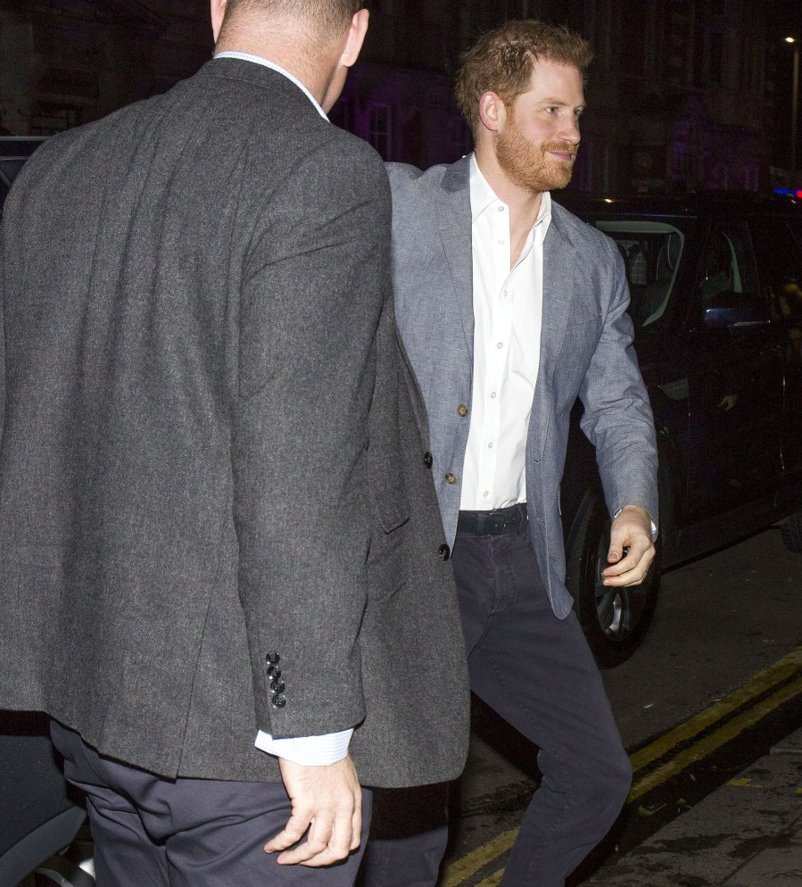 Prince Harry Makes First Public Appearance Since Losing His Royal Title