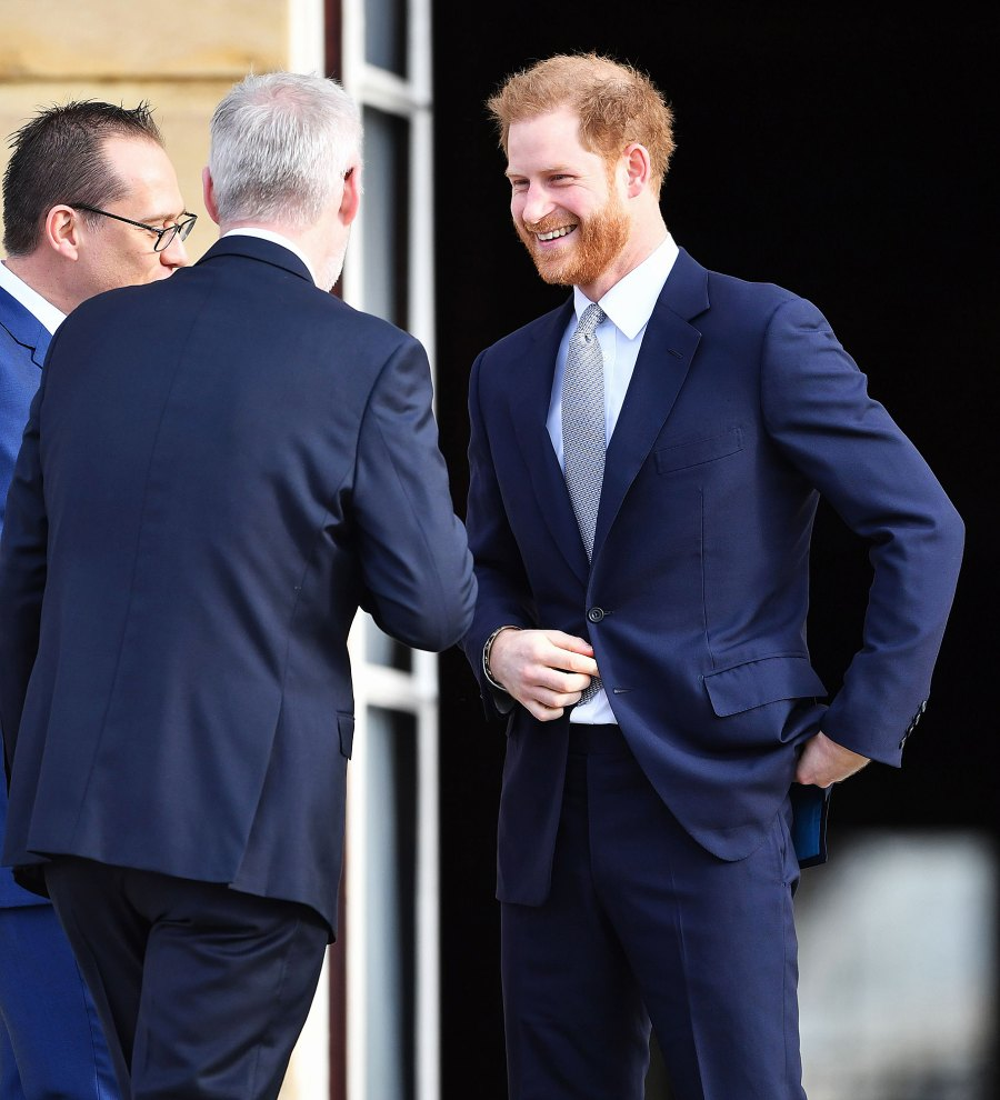 Prince-Harry-Laughs-Off-Question-About-His-Future-as-a-Royal-at-1st-Public-Appearance-Since-Stepping-Down-2