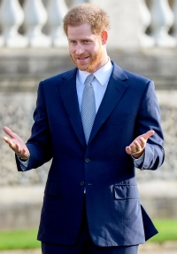 Prince-Harry-Laughs-Off-Question-About-His-Future-as-a-Royal-at-1st-Public-Appearance-Since-Stepping-Down-4