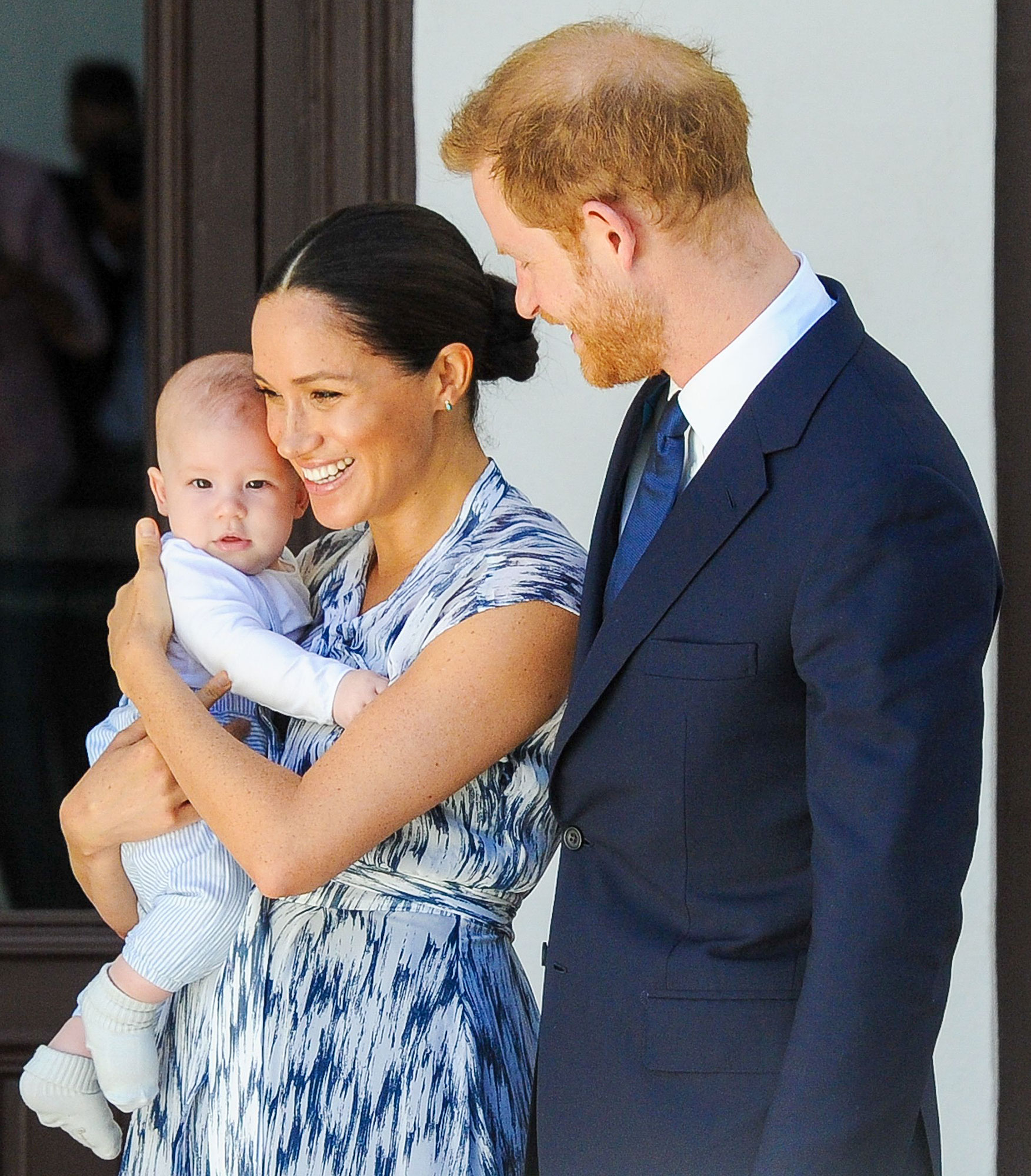 Prince Harry and Duchess Meghan Are Confident After Royal Step Back