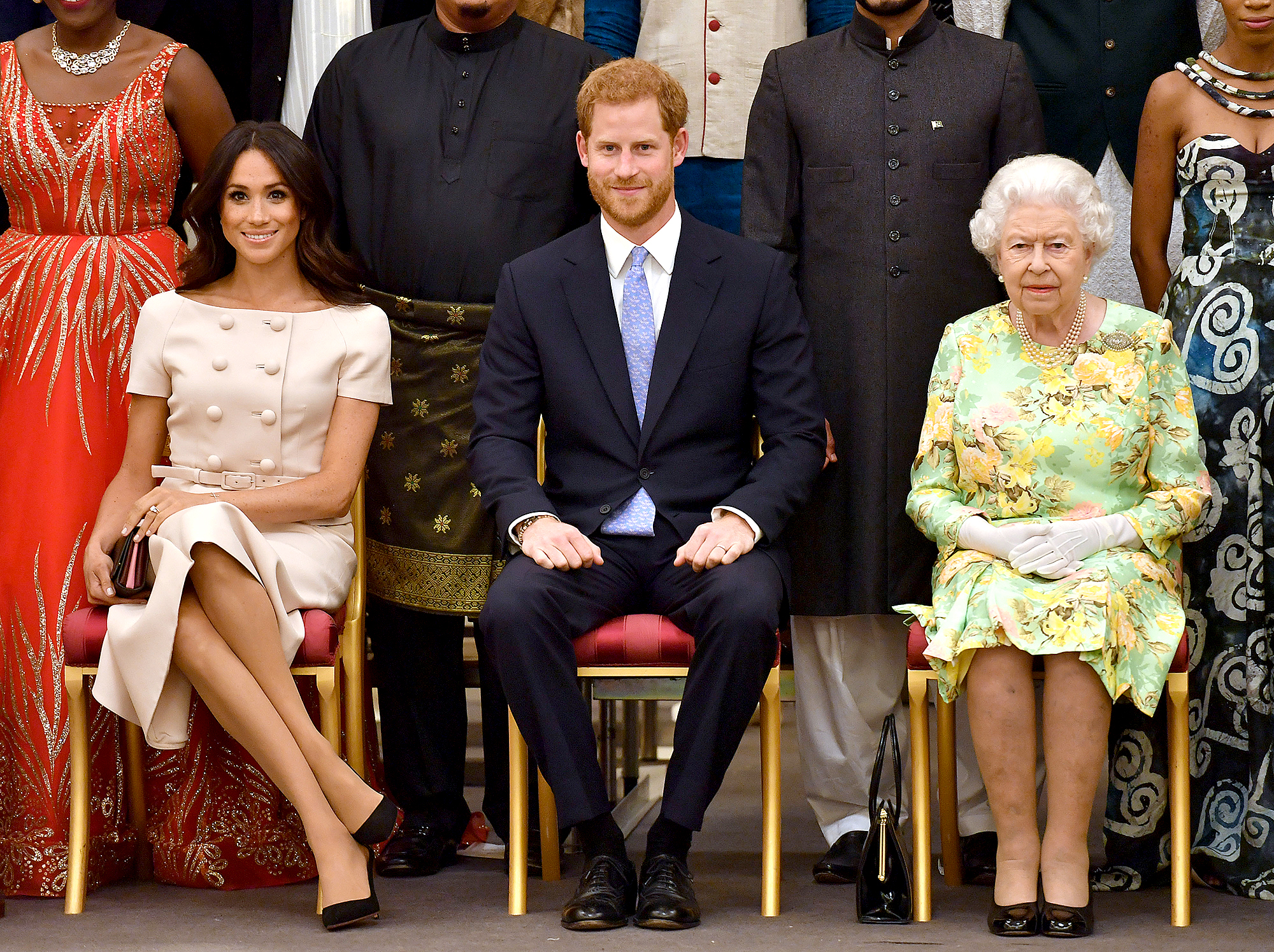 Prince-Harry-and-Duchess-Meghan-Didn't-Receive-'Official-Blessing'-From-Queen
