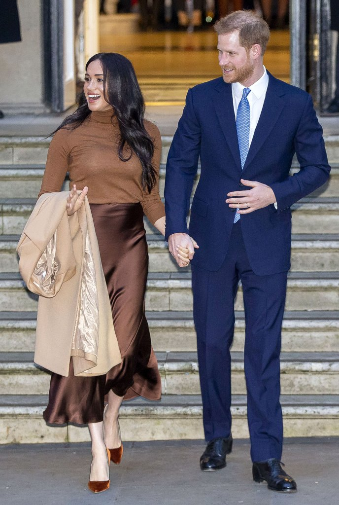 Prince Harry and Meghan Markle Duchess of Sussex Spotted First Time