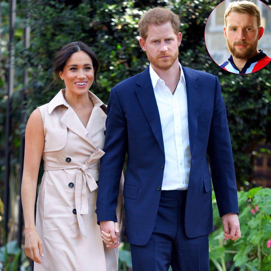 Prince Harry's Good Friend JJ Chalmers Defends Royal 'Step Back