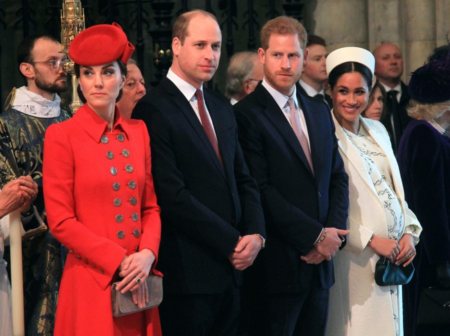 Prince William, Duchess Kate Blindsided By Prince Harry and Meghan News