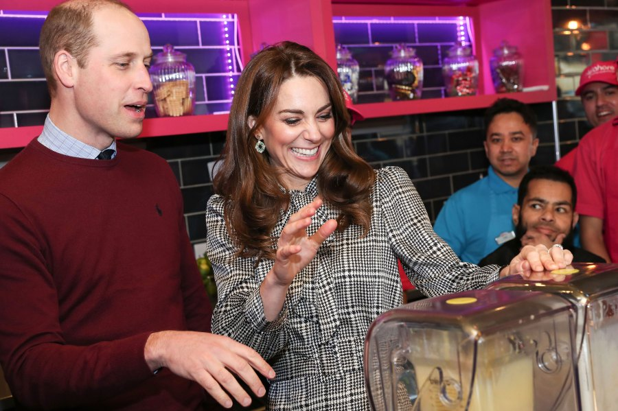 Prince William and Duchess Kate Look Carefree at 1st Joint Engagement Since Harry and Meghan's Bombshell