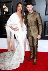 Priyanka Chopra Grammys 2020 Dress