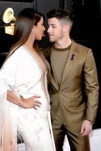 Priyanka Chopra and Nick Jonas Grammys 2020