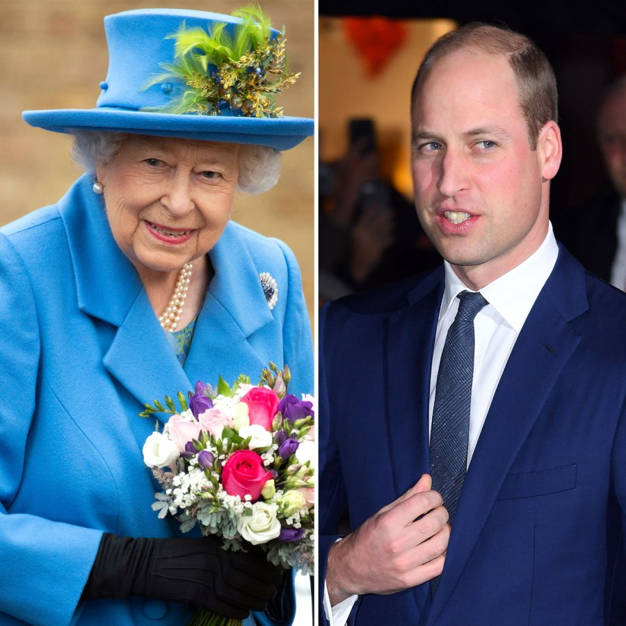 Queen Elizabeth Appoints Prince William With New Title Amid Prince Harry and Meghan's Royal Exit