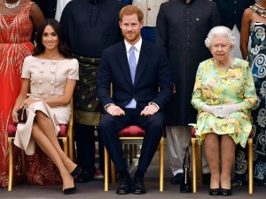 Queen Elizabeth II Almost Stripped Harry Meghan of Another Title