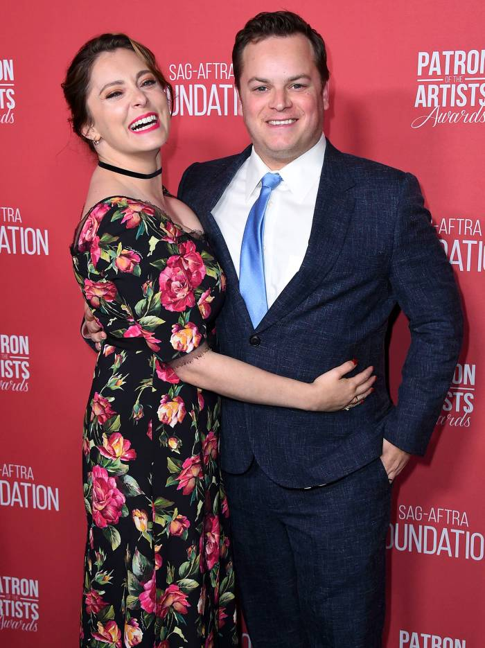 Rachel Bloom Gives Birth, Welcomes Her 1st Child With Husband Dan Gregor