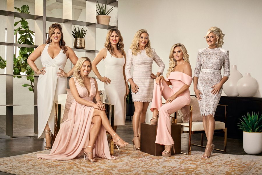 'Real Housewives of Orange County' Cast React to Vicki Gunvalson, Tamra Judge's Exits