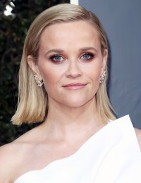 Reese Witherspoon Best Hair and Makeup Golden Globes 2020