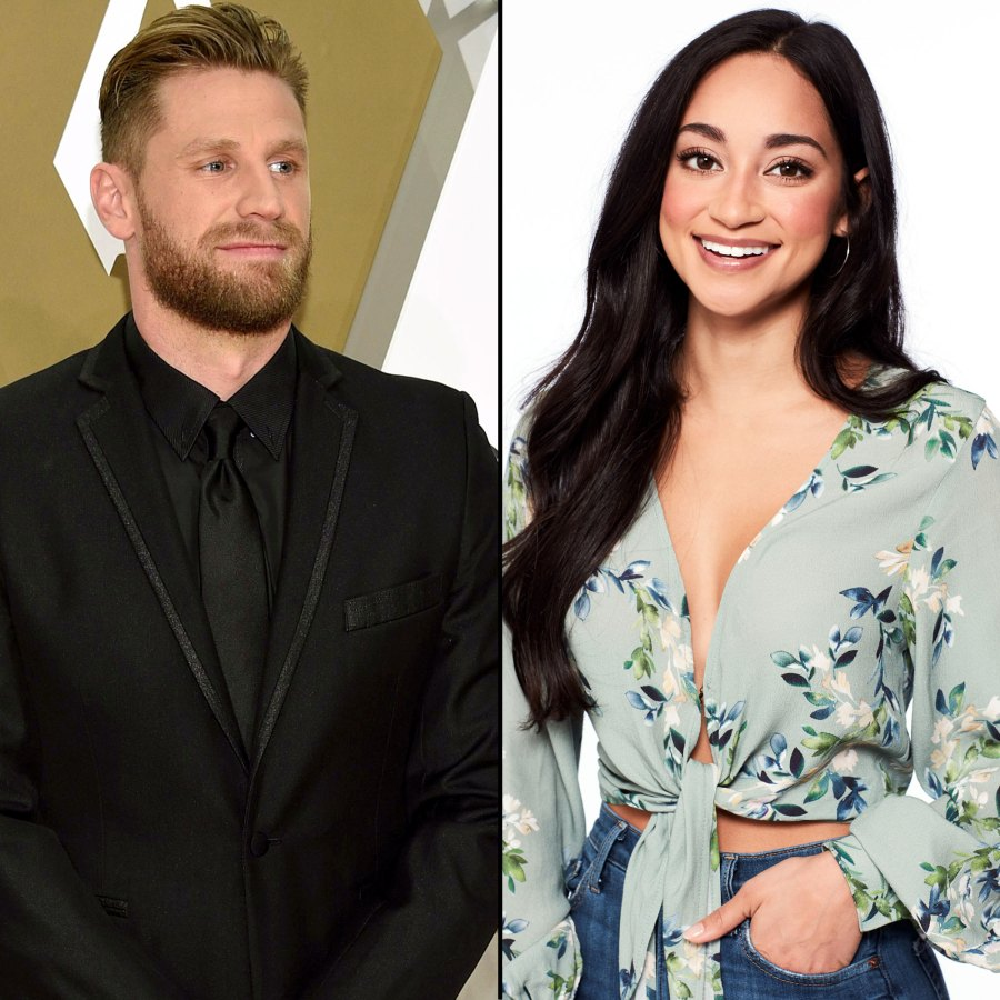 Relationship Details Chase Rice and Victoria Fuller Bachelor