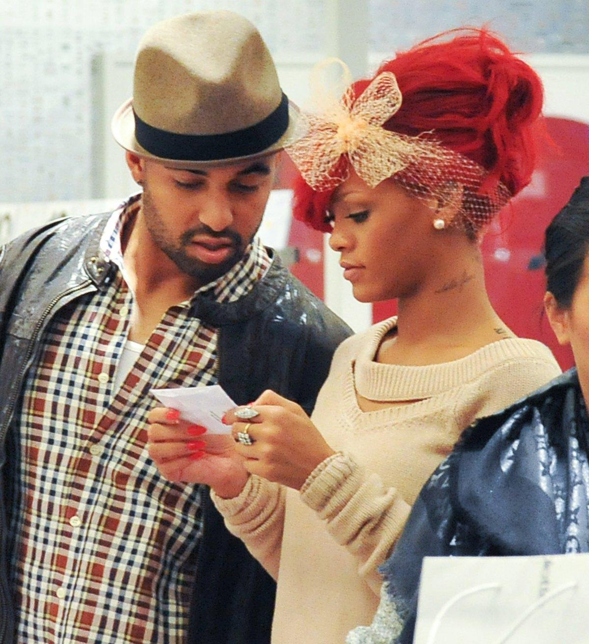 Relationship history rihanna Rihanna and