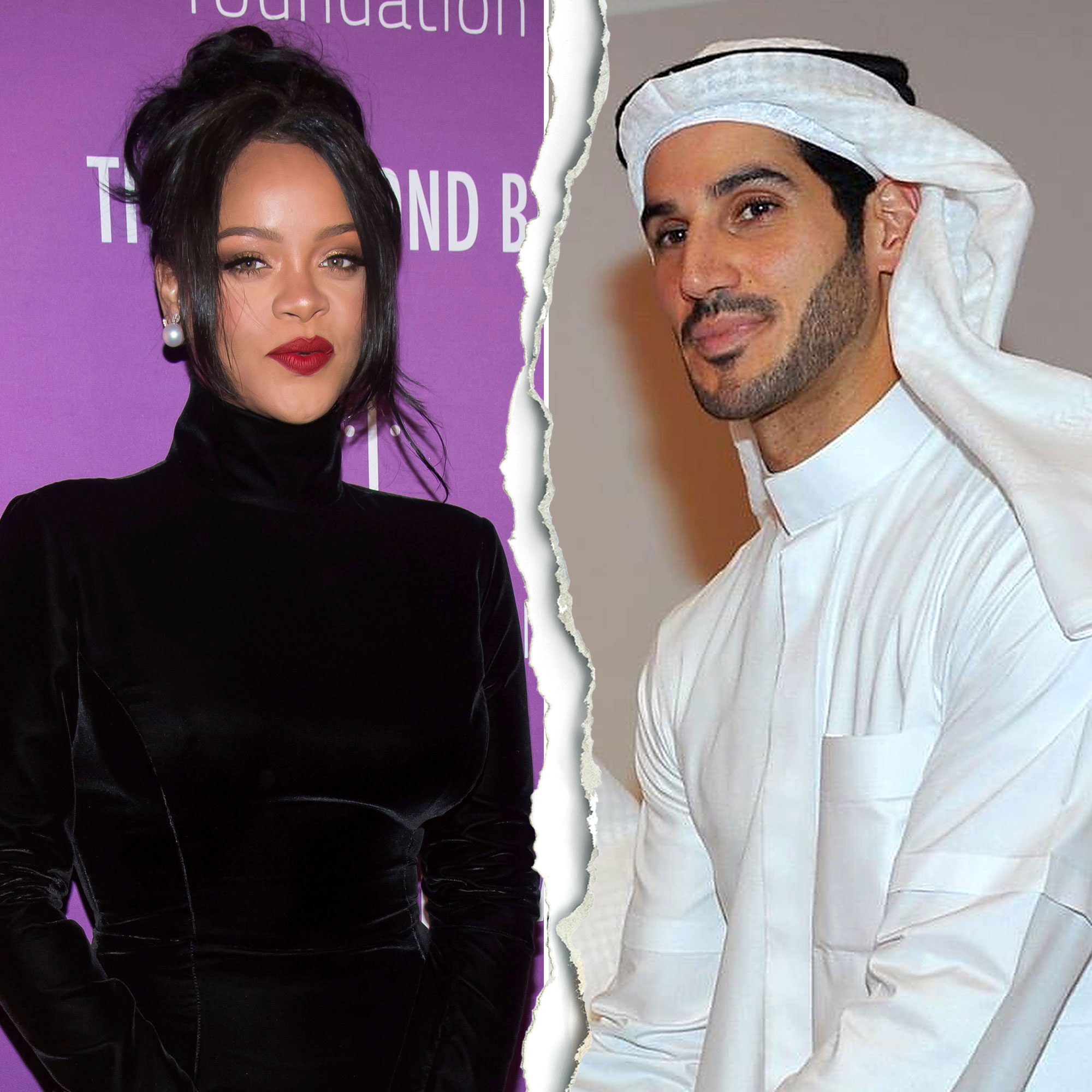 Rihanna and Hassan Jameel Split After Nearly 3 Years of Dating