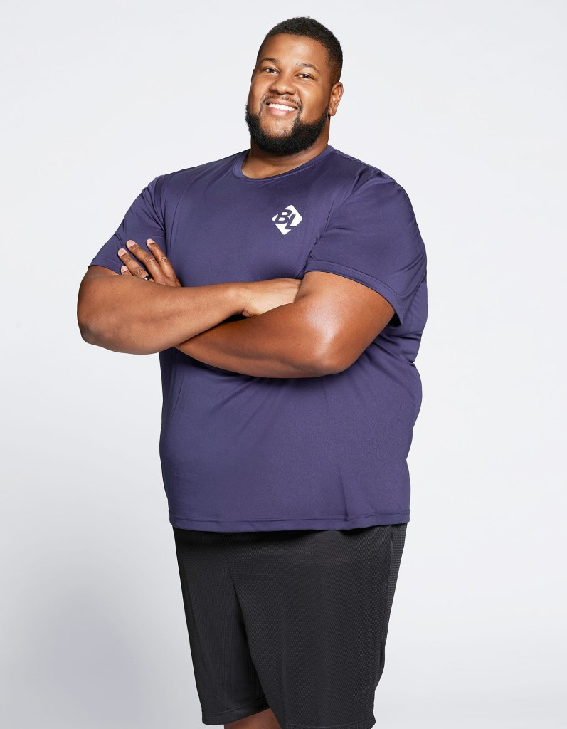 Biggest Loser Premiere Sends First Contestant Home Robert Richardson II