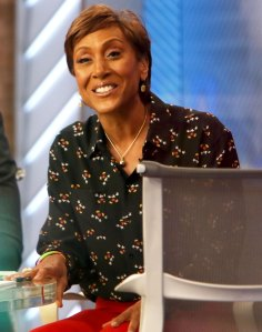 Robin Roberts I'm Grateful to Be Doing As Well As I Am