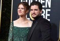 Rose Leslie and Kit Harington Date Night Golden Globes 2020