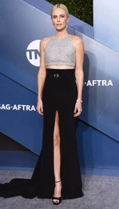 SAG Awards 2020 Best Dressed, Charlize Theron