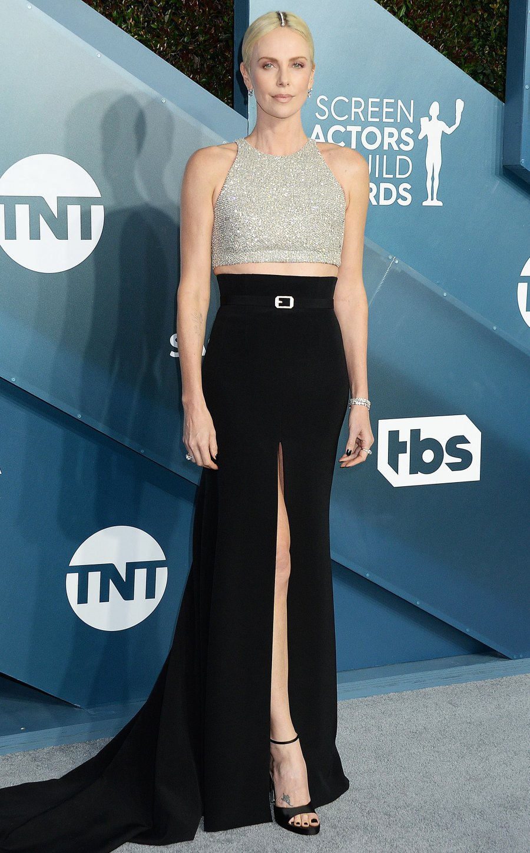 SAG Awards 2020 - Charlize Theron