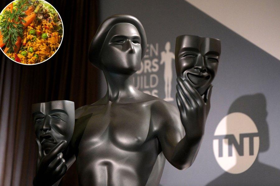 SAG Awards 2020 Goes Vegan