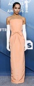 SAG Awards 2020 - Zoe Kravitz