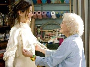 Sandra Bullock Ryan Reynolds Reunite Birthday Video for Betty White