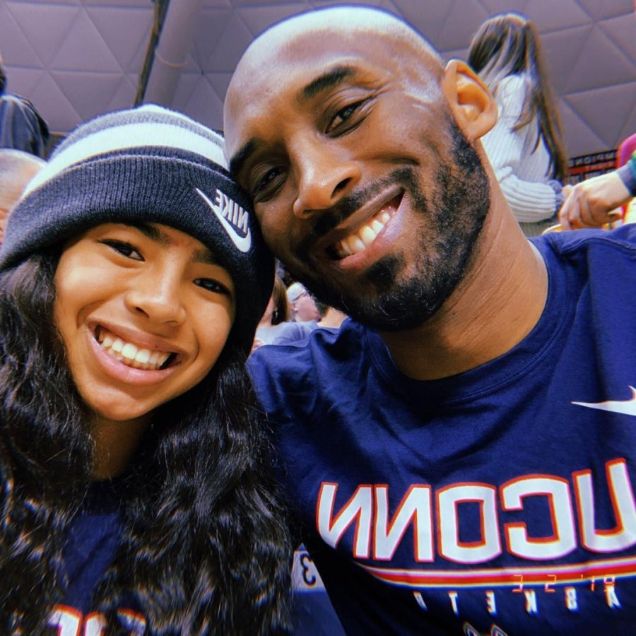 Say Cheese Kobe Bryant Family Album Gianna
