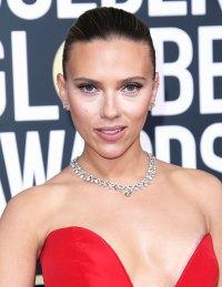 Scarlett Johansson Best Hair and Makeup Golden Globes 2020