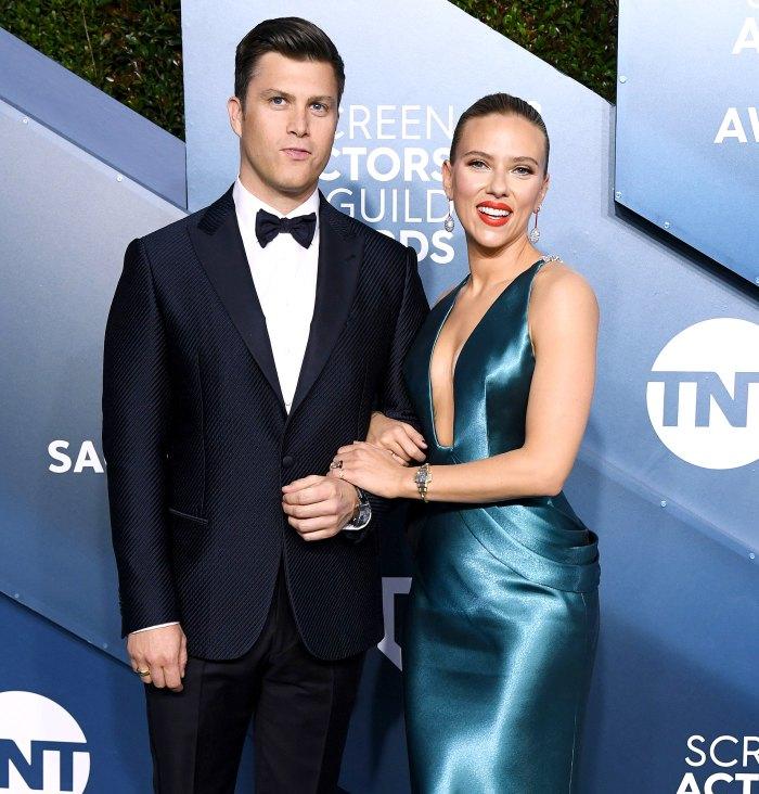 Scarlett-Johansson-está-embarazada-de-Colin-Jost