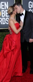Sweet PDA Moments at 2020 Golden Globes