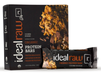 IdealRaw Bars - Cookie Dough