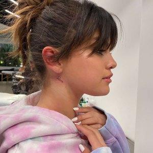 "Selena Gomez Gets New ""Rare"" Tattoo on Instagram"