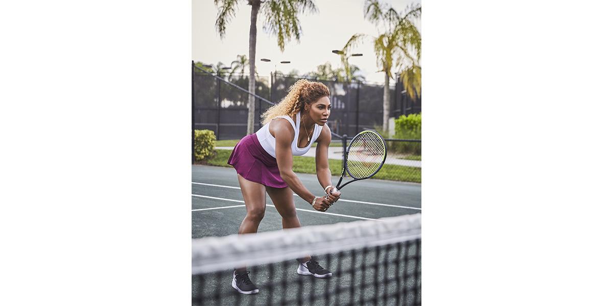 Serena Williams Wilson Tennis Racket