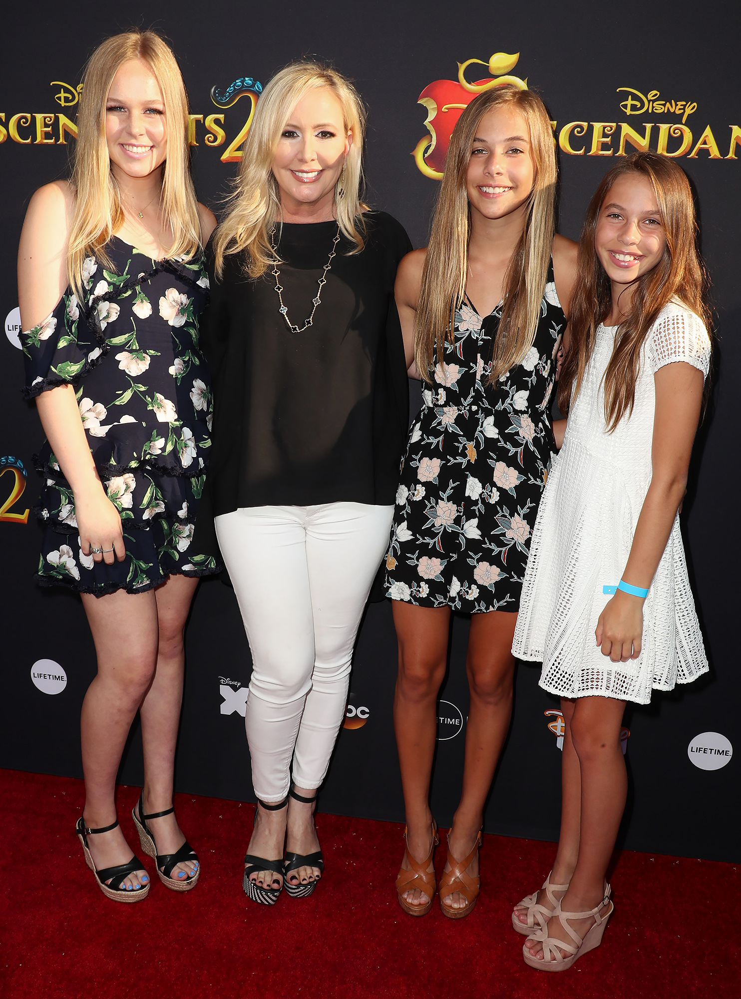 Shannon Beador's Daughters Were Coached by Kobe Bryant Crash Victim p