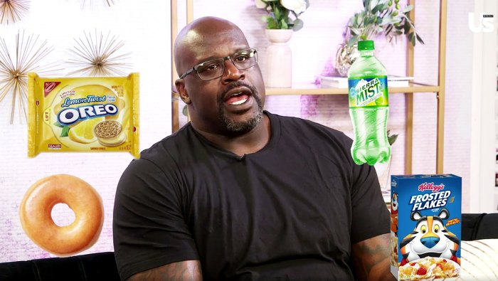 Shaquille ONeal Reveals His Cheat Meals