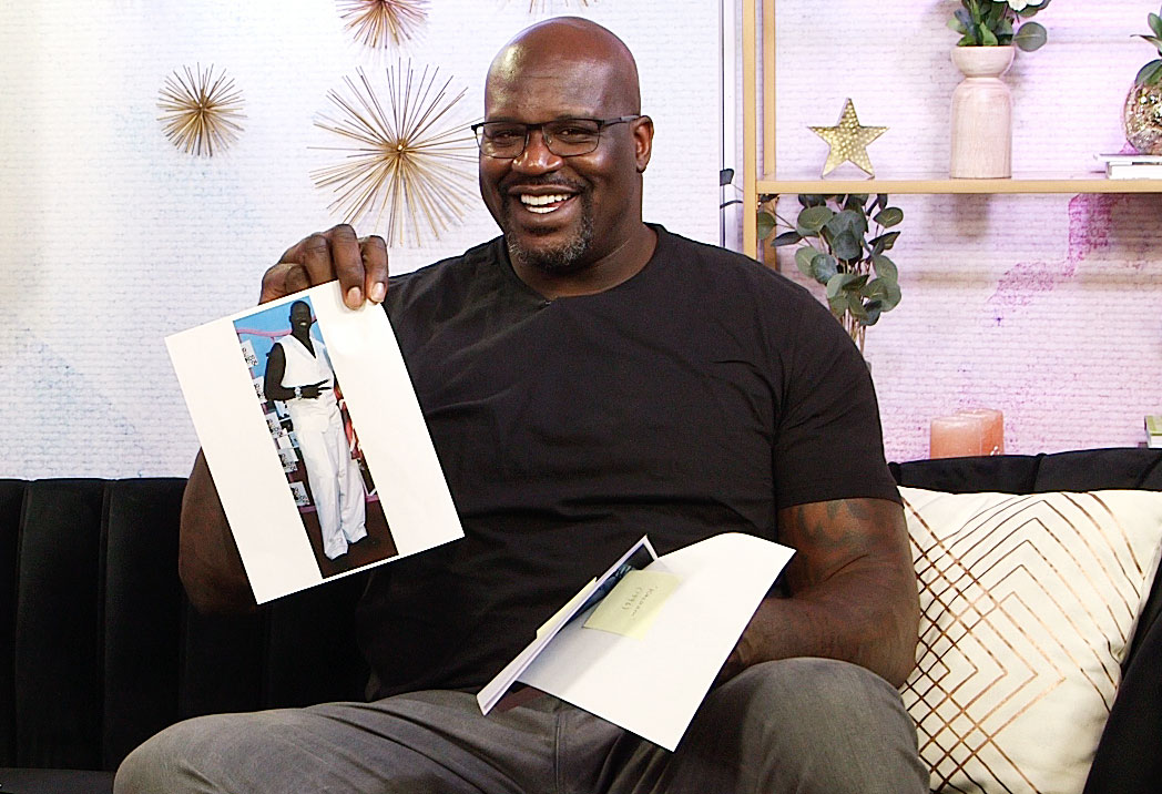 Shaquille O'Neal Looks Back on His Most Epic Style Moments