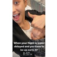 January 2020 selfie Shay Mitchell's Sweetest Moments With Her Daughter Atlas