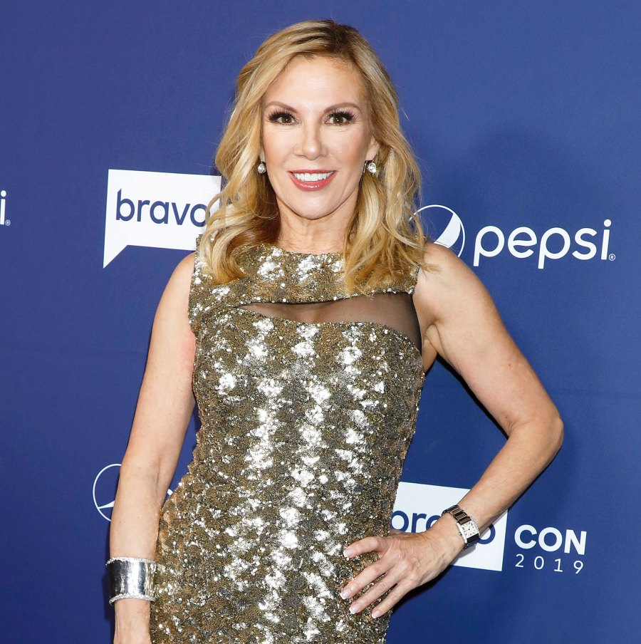 Tamra Judge Does Impromptu Interview With Andy Cohen After RHOC Exit