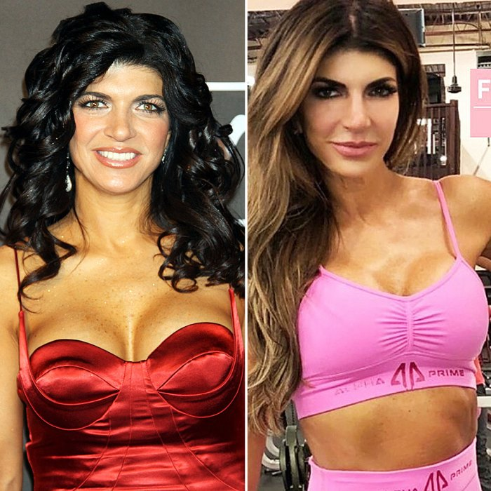 Teresa Giudice Explains Why She Had Her Breasts Redone Ten Years After First Augmentation