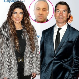 Teresa Giudice Reacts to Jerry O'Connell Revealing He Likes to Role-Play as Joe Giudice in the Bedroom