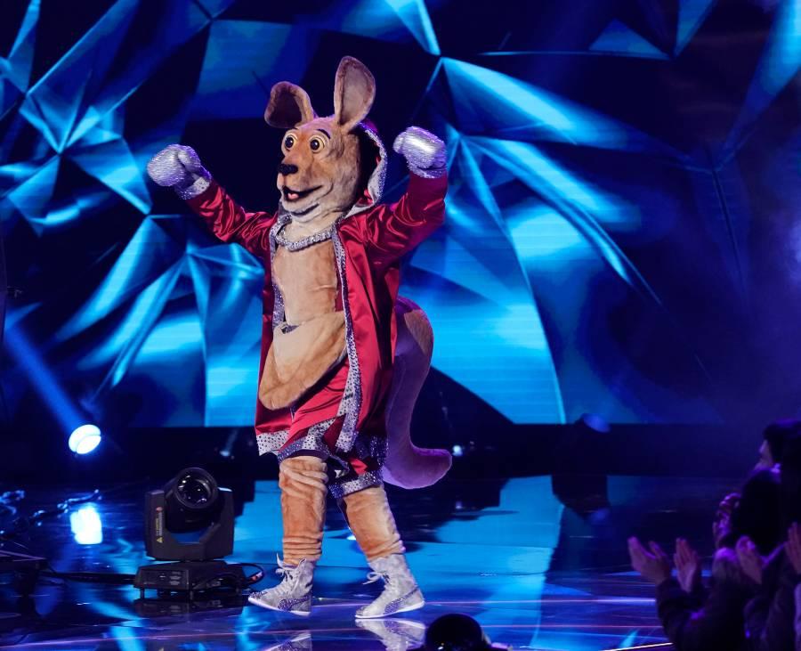 The Masked Singer Premiere Kangaroo