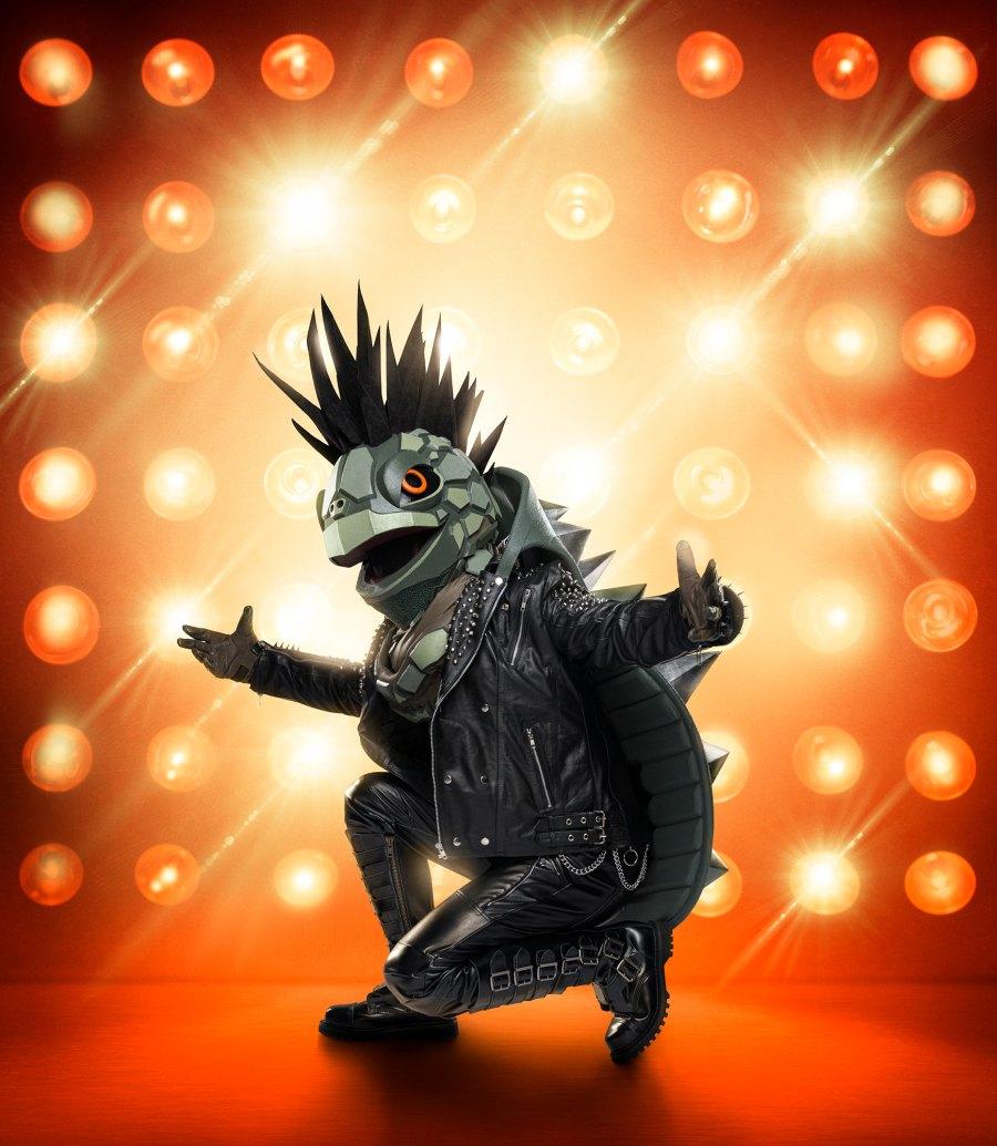 The Masked Singer Premiere Turtle