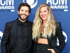 Thomas Rhett Hopes His Pregnant Lauren Akins 3rd Daughter Arrives Early