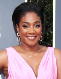 Tiffany Haddish Best Hair and Makeup Golden Globes 2020