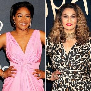 Tiffany Haddish Calls Gift From Beyonce's Mom Tina Knowles Lawson a 'Blessing'