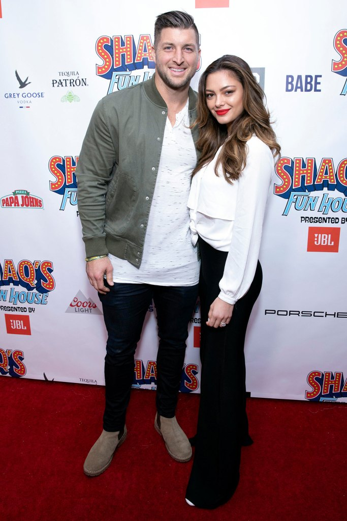 Tim Tebow and Fiancee Demi-Leigh Nel-Peters Wedding Registry Picks