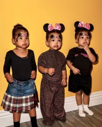 Tiny Trio Chicago West Birthday Gallery With True and Stormi