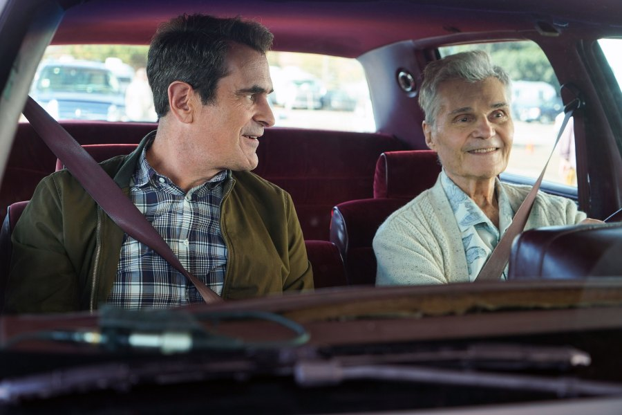 Ty Burrell Says Surprise